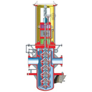 VKW and TKW Cryogenic Liquid Expander (VS6) Double Casing, Multistage, Electric Generator